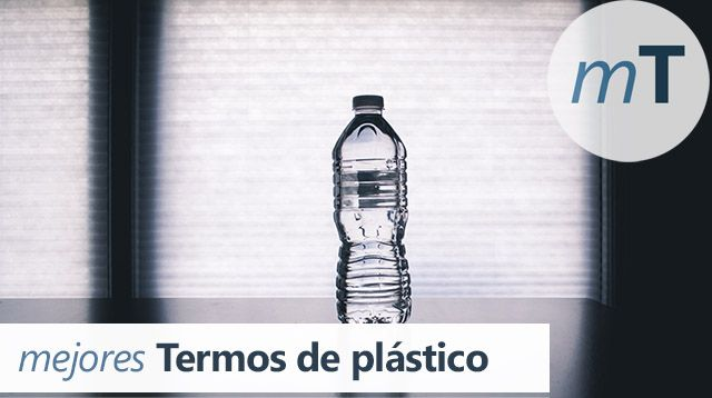 Mejores termos de Plástico