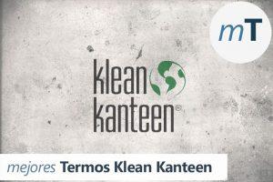Mejores termos Klean Kanteen del mercado