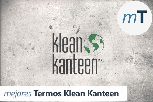 Mejores termos Klean Kanteen