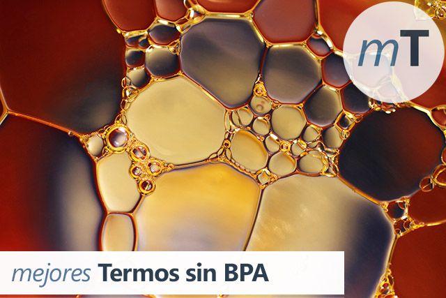 Mejores termos sin BPA